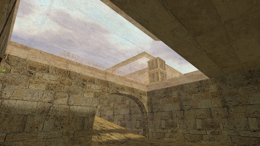 «de_dust2_wh» для CS 1.6