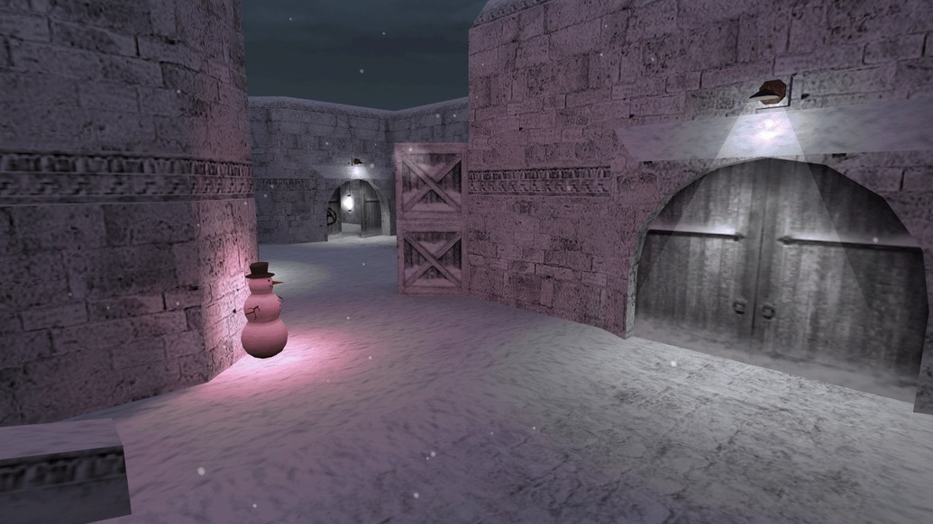 «de_dust2_winter16» для CS 1.6