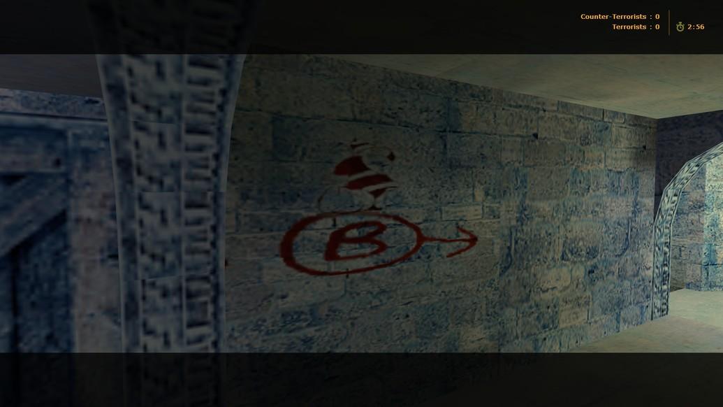 «de_dust2_xmas_2013» для CS 1.6