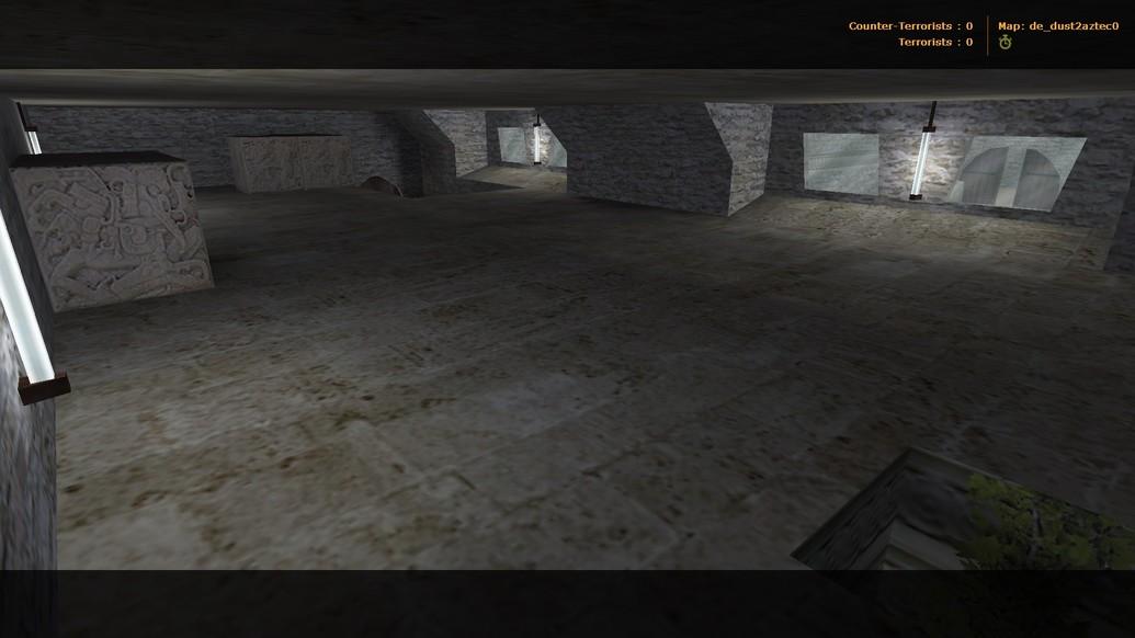 «de_dust2aztec0» для CS 1.6