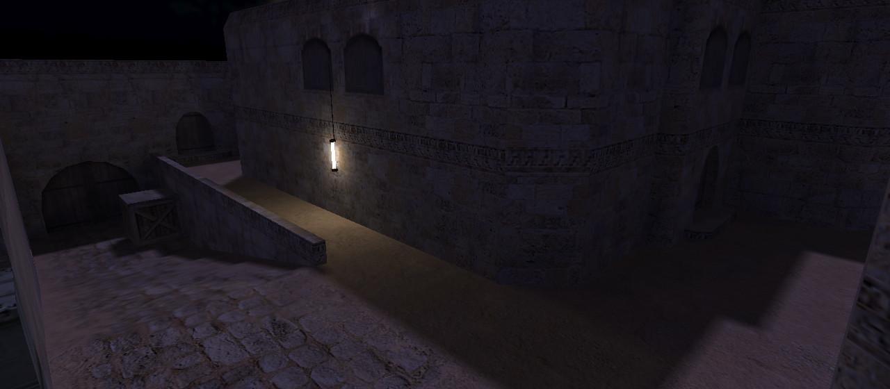 «de_dust2x2_sks_night» для CS 1.6