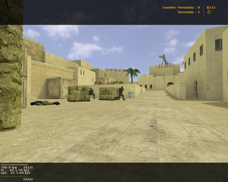 «de_dust_ag» для CS 1.6