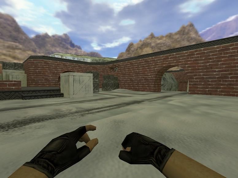 «de_dust_karacsony» для CS 1.6