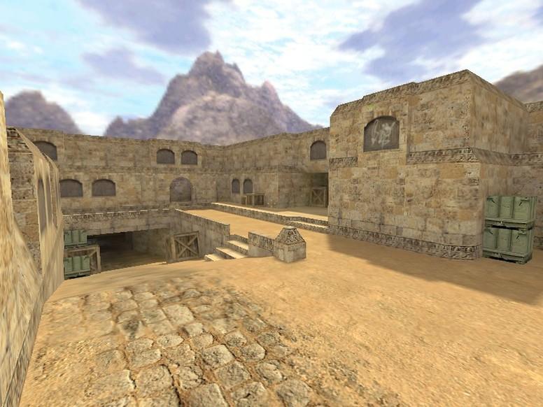 «de_dust_ng» для CS 1.6
