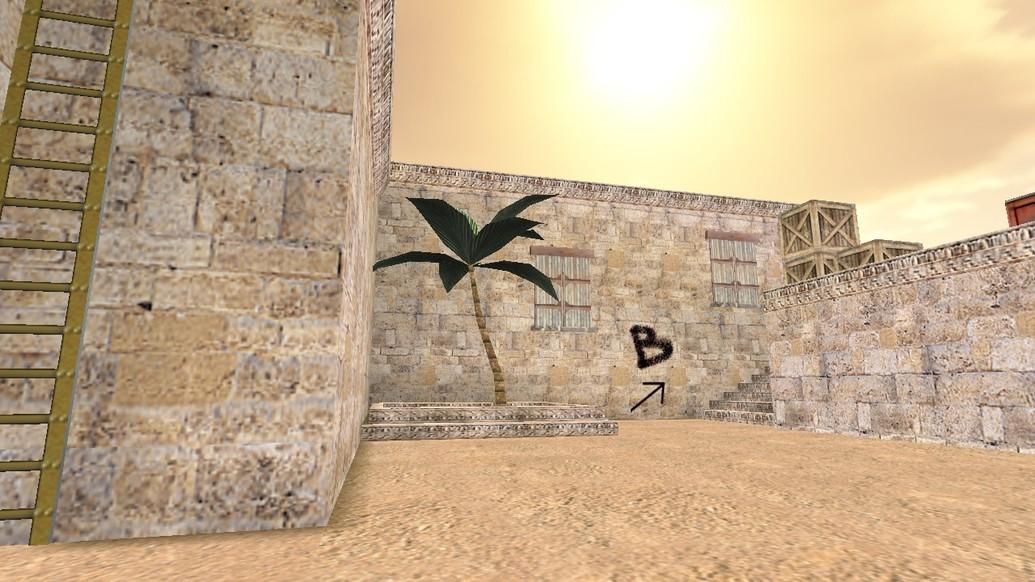 «de_dust_palms» для CS 1.6