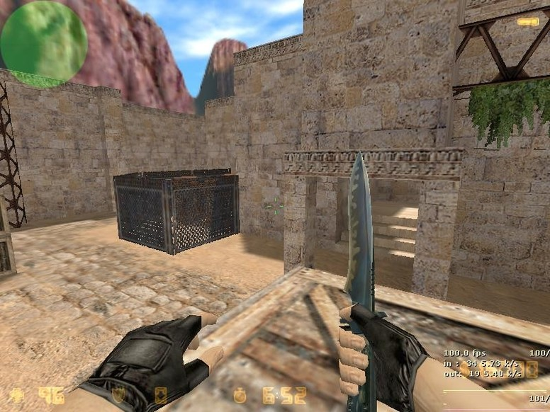 «de_dust_point» для CS 1.6