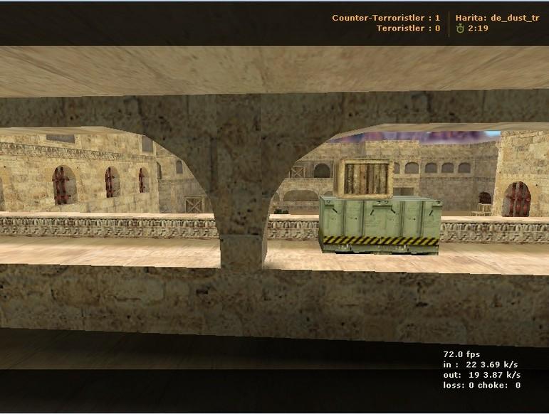 «de_dust_tr» для CS 1.6