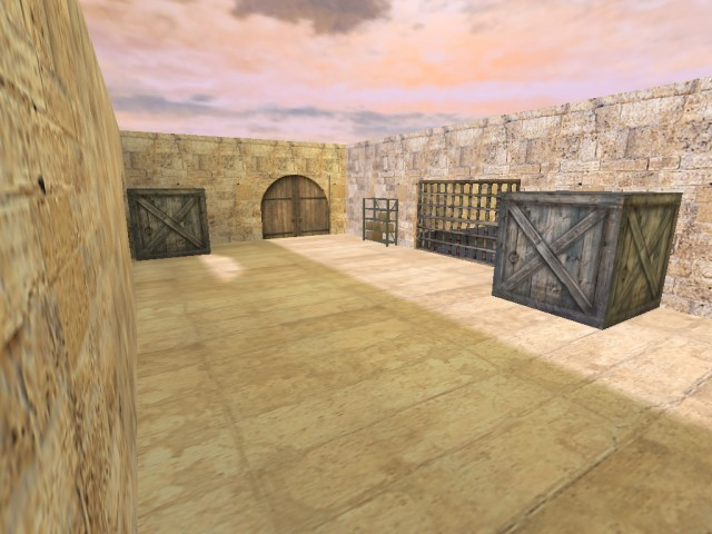 «de_dust_v10» для CS 1.6