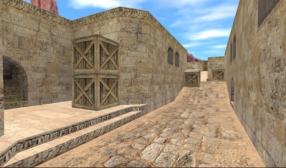 «de_dust_wacky» для CS 1.6