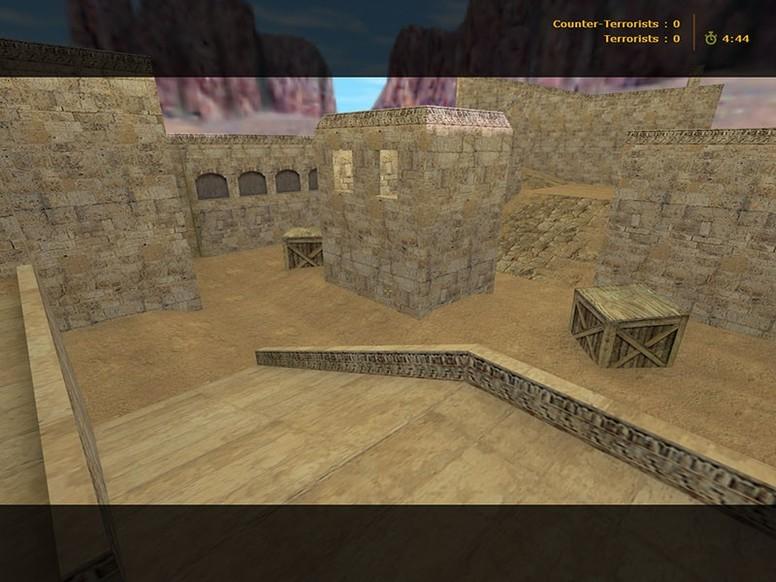 «de_dustarea34» для CS 1.6
