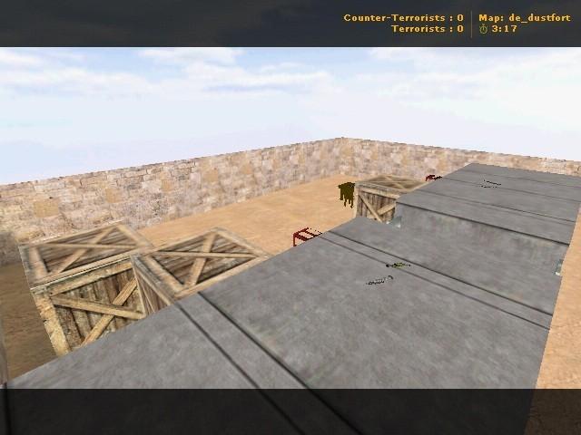 «de_dustfort» для CS 1.6