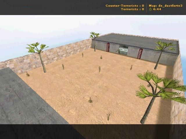 «de_dustfortv3» для CS 1.6