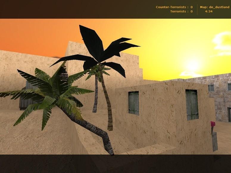 «de_dustland» для CS 1.6