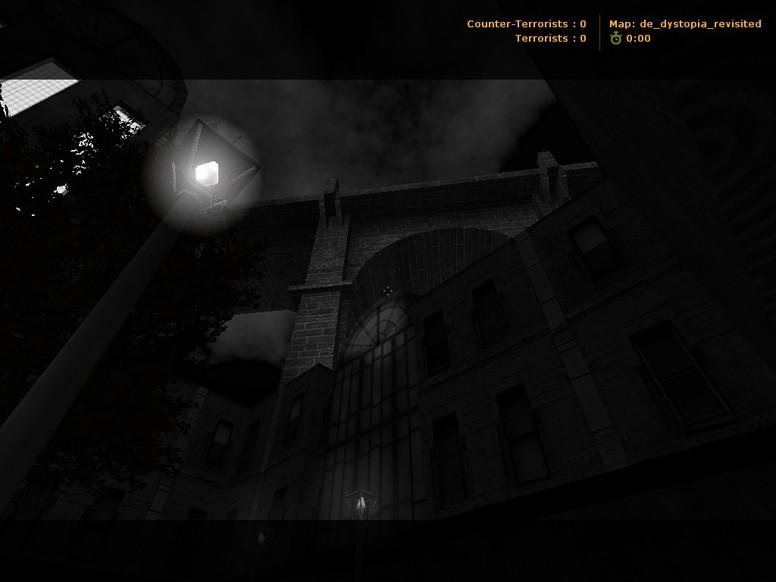 «de_dystopia_revisited» для CS 1.6