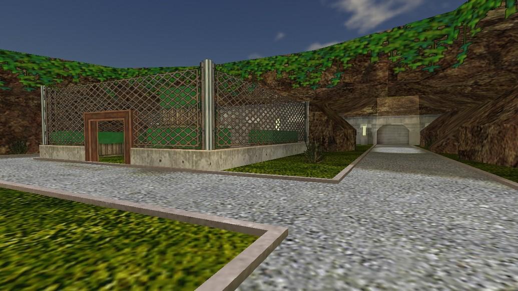 «de_evergreen» для CS 1.6