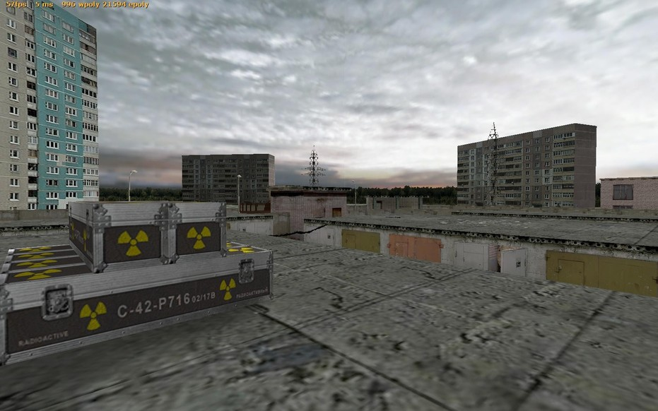 «de_expulsion_final» для CS 1.6