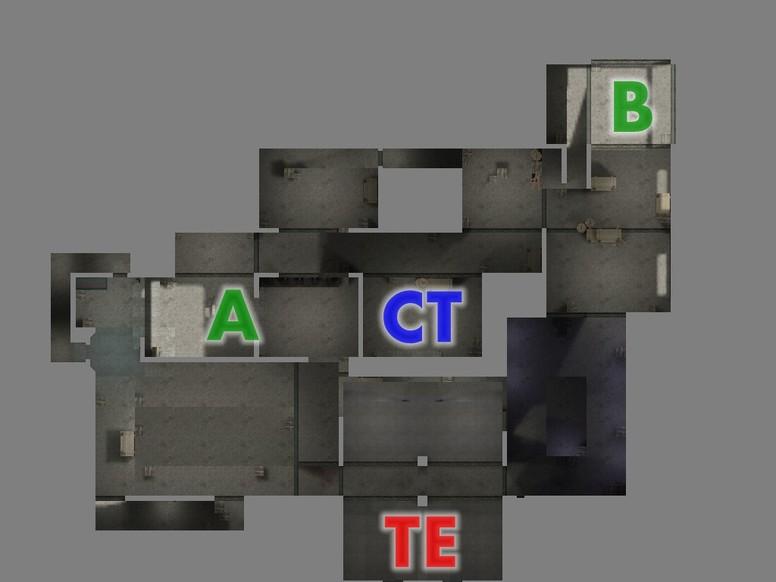 «de_fac_gray_pro» для CS 1.6