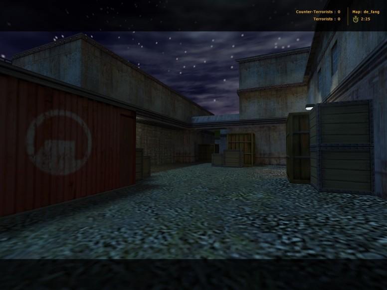 «de_fang» для CS 1.6