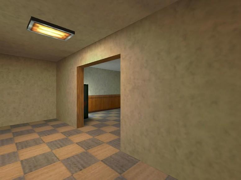«de_floor» для CS 1.6
