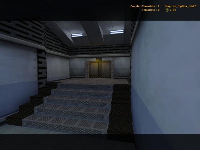 «de_foption_csb70» для CS 1.6
