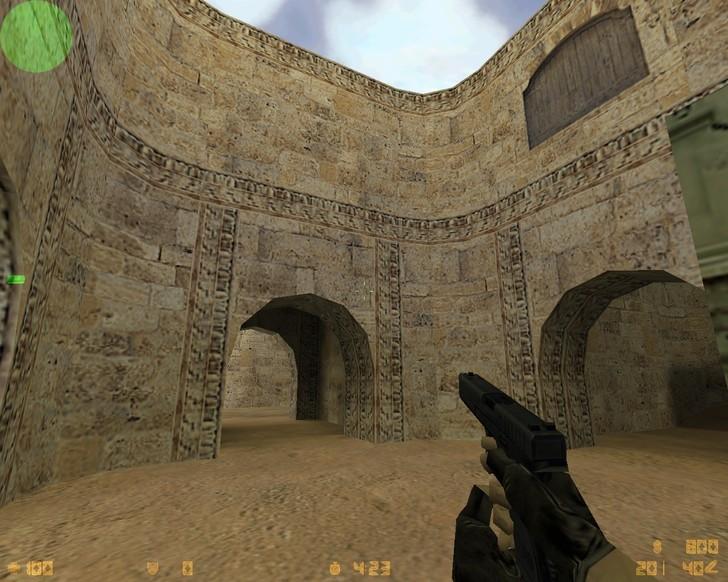 «de_freedomp_dust» для CS 1.6