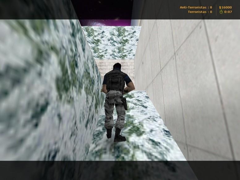 «de_frozen_wars» для CS 1.6