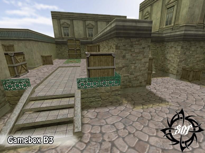«de_gamebox_b3» для CS 1.6