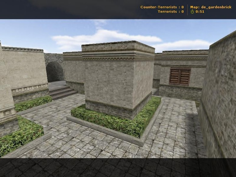 «de_gardenbrick» для CS 1.6