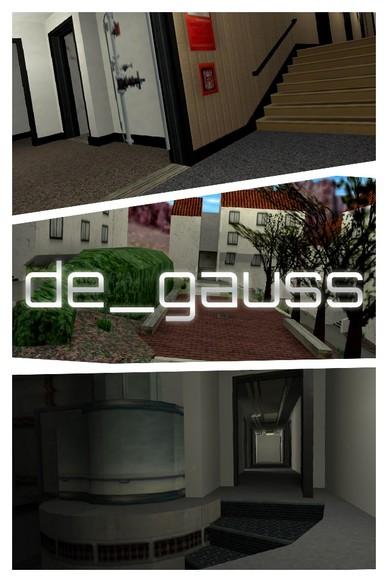 «de_gauss» для CS 1.6