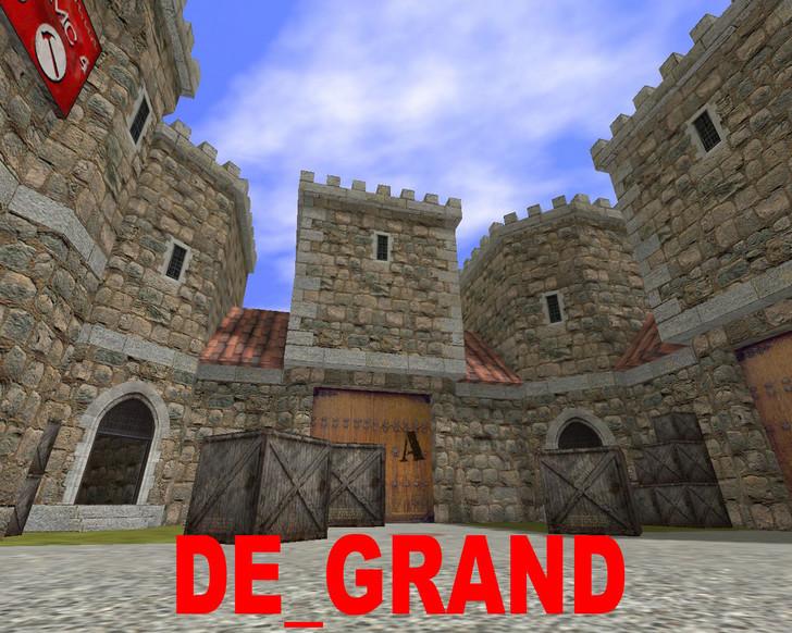 «de_grand» для CS 1.6