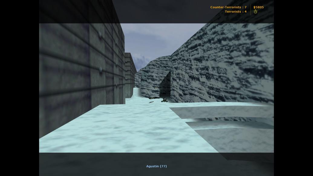 «de_grizzly» для CS 1.6