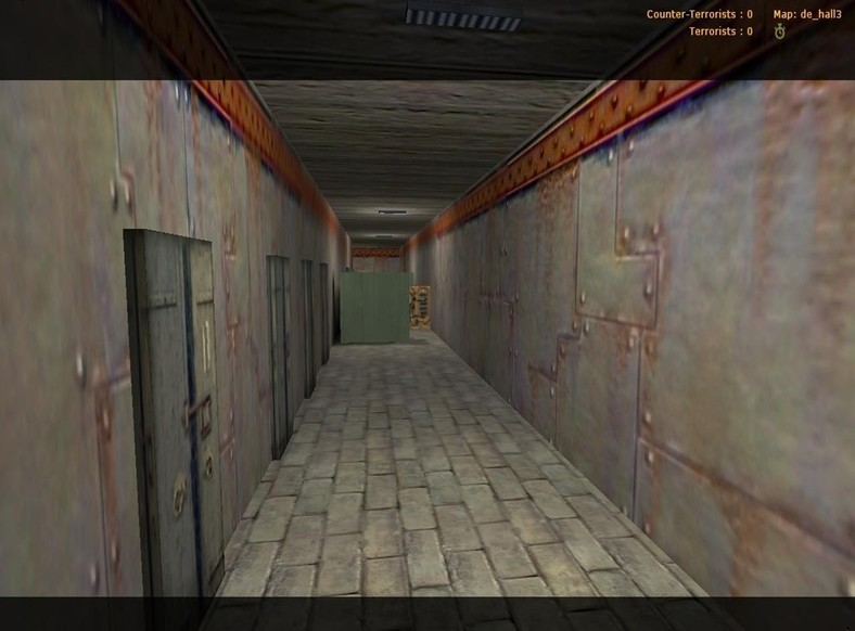 «de_hall3» для CS 1.6