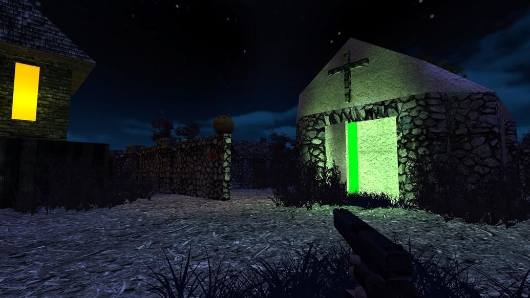 «de_halloween_night» для CS 1.6