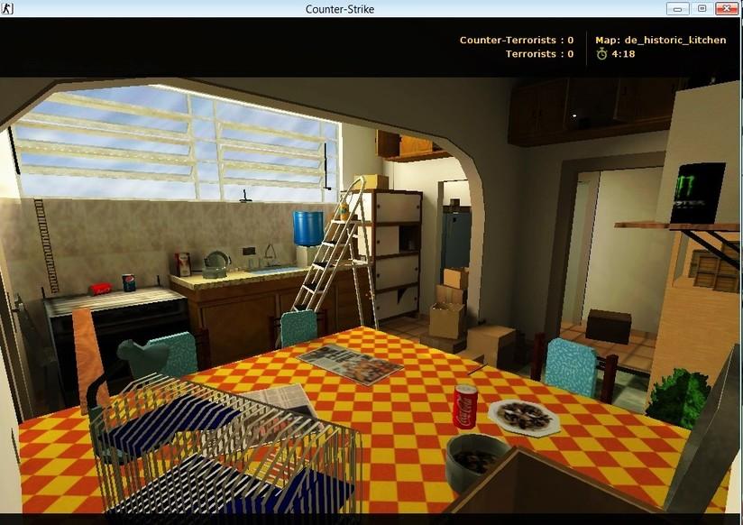 «de_historic_kitchen» для CS 1.6
