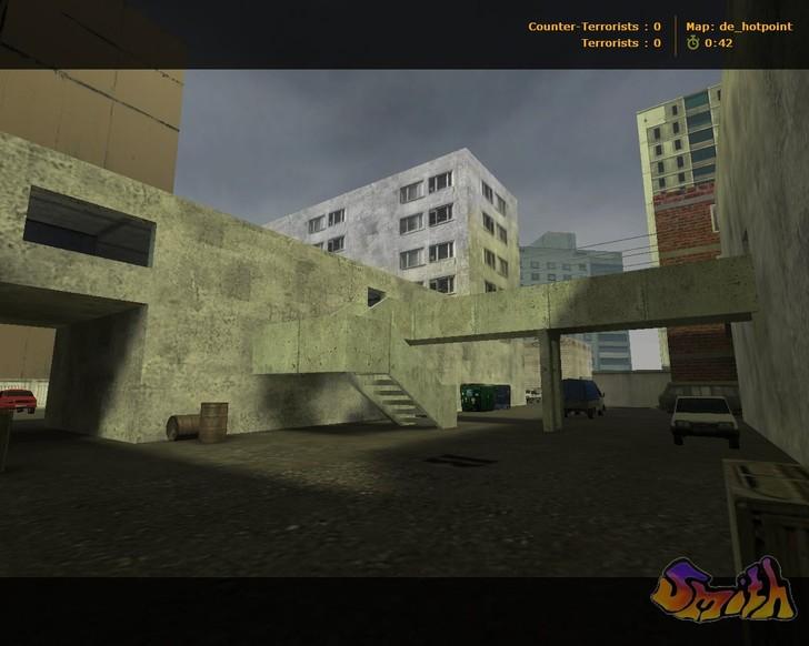 «de_hotpoint» для CS 1.6