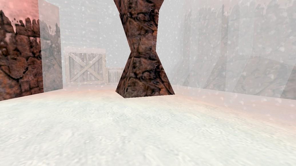 «de_icecore» для CS 1.6
