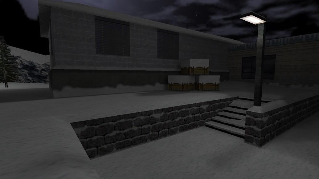 «de_iceland» для CS 1.6