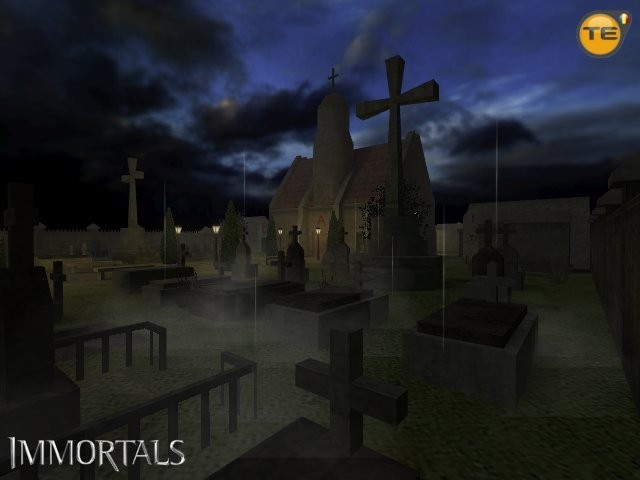 «de_immortals» для CS 1.6