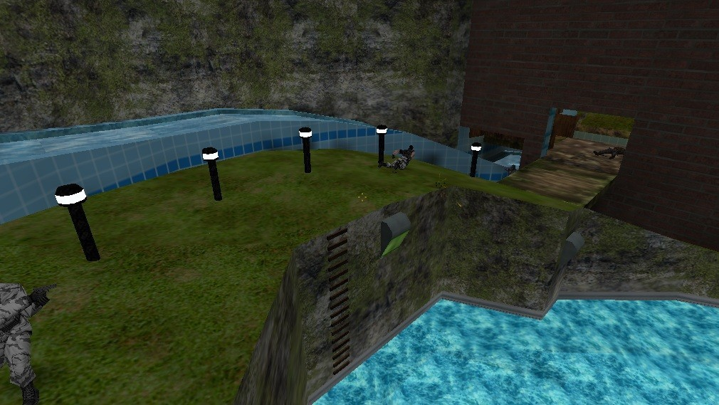 «de_indoorpool» для CS 1.6