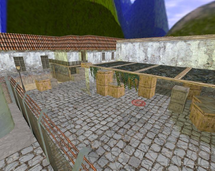 «de_inferno_2x2» для CS 1.6