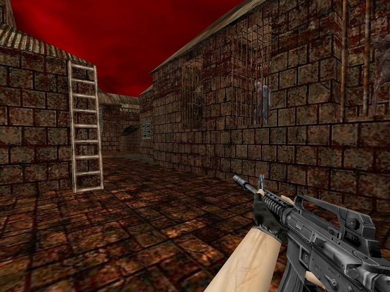 «de_inferno_haunted» для CS 1.6