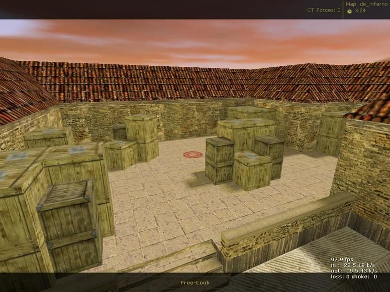 «de_inferno_old» для CS 1.6