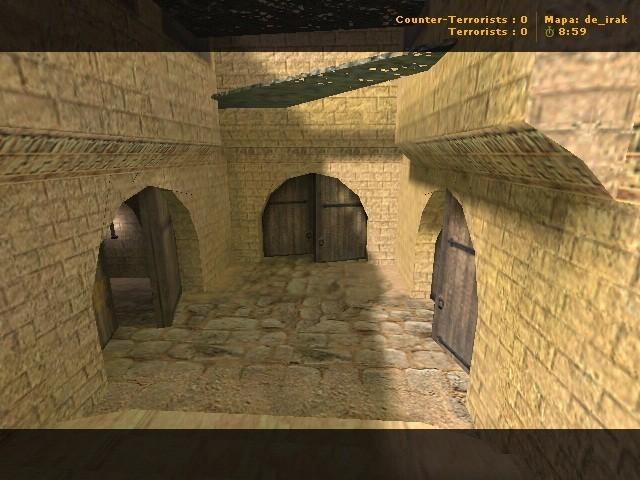 «de_irak» для CS 1.6