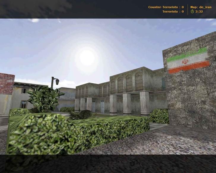 «de_iran» для CS 1.6
