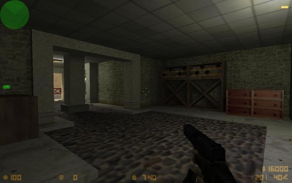 «de_italy_blast» для CS 1.6