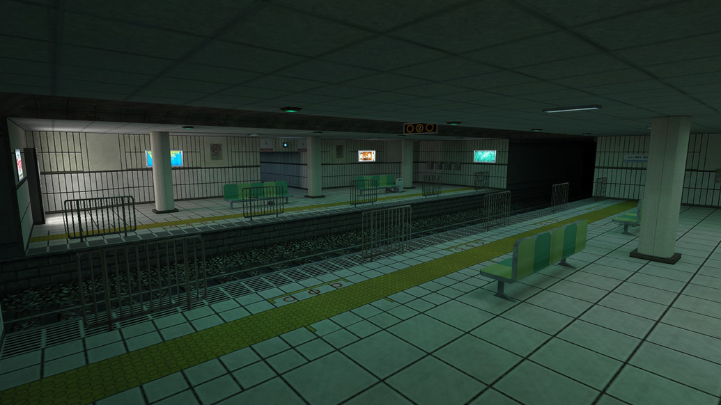 «de_japan» для CS 1.6