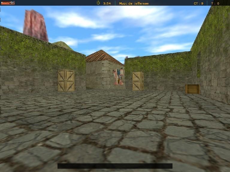 «de_jefferson» для CS 1.6