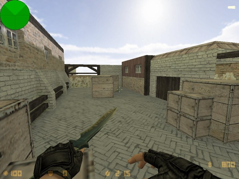 «de_jierz» для CS 1.6