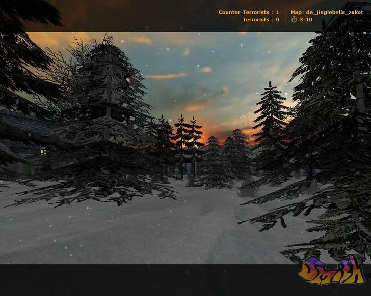 «de_jinglebells_zakat» для CS 1.6