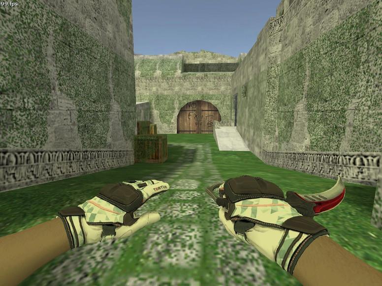 «de_junglecache» для CS 1.6